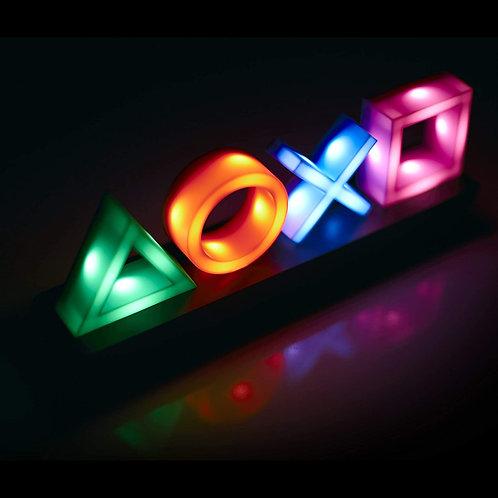 Lampara Icons Light Playstation