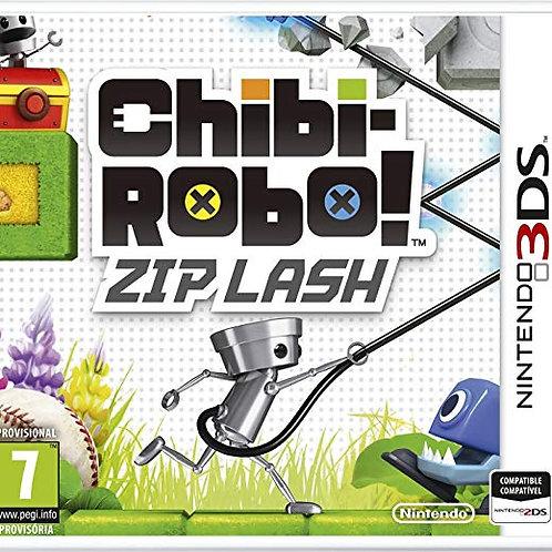 Chibi Robo Zip Lash Nintendo 3DS Usado