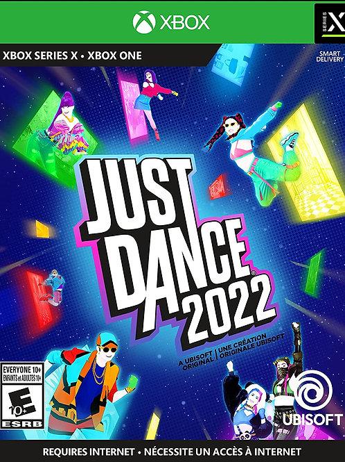 Just Dance 2022  Xbox Series X Pre Venta
