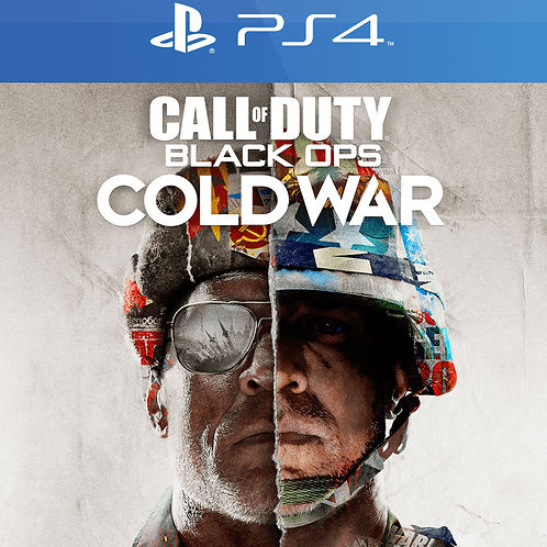 Call of Duty: Black Ops Cold War PlayStation 4