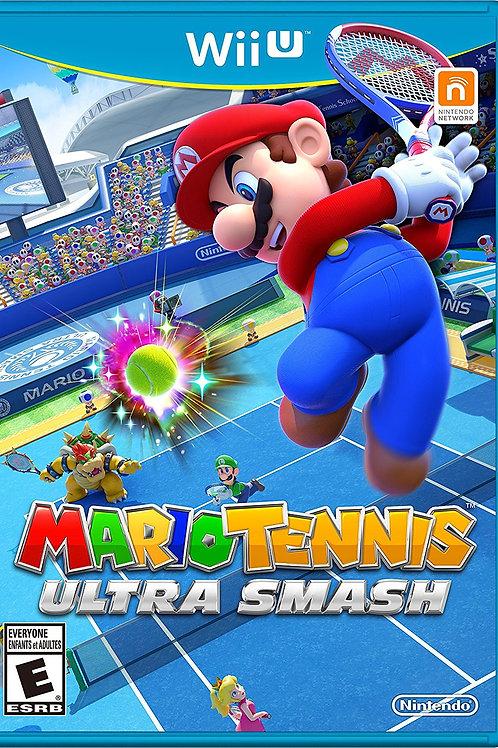 Mario Tennis Ultra Smash Nintendo Wii U