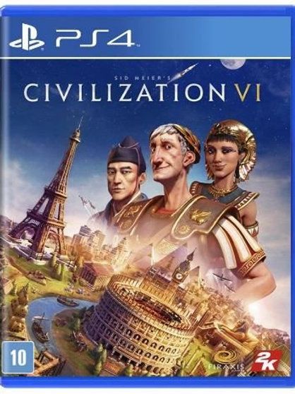 Civilization VI PlayStation 4
