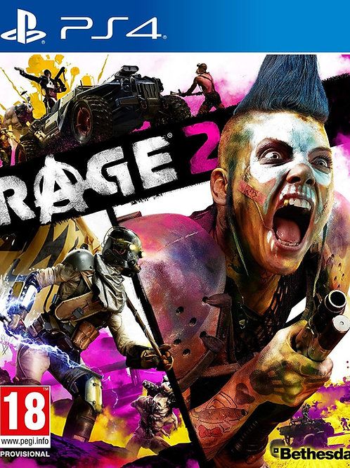 Rage 2 PlayStation 4