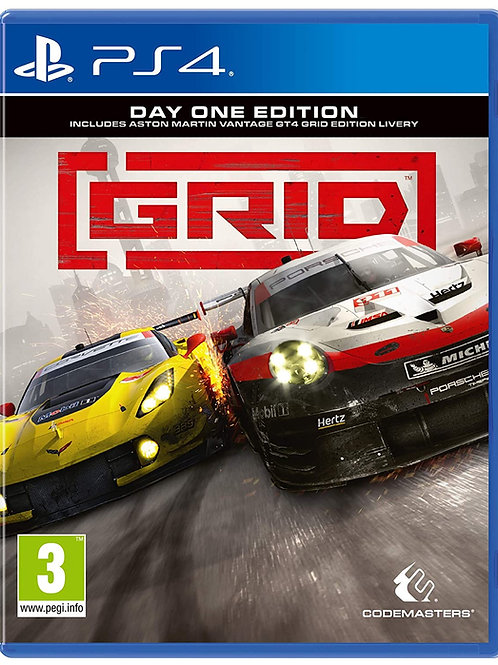 Grid Play station 4