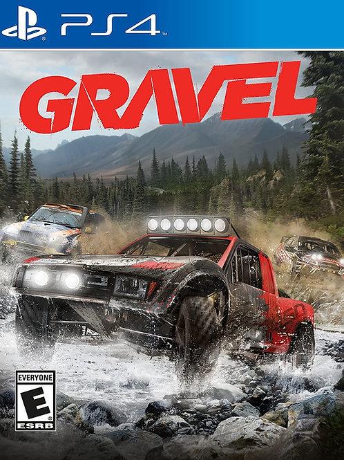 Gravel  PlayStation 4