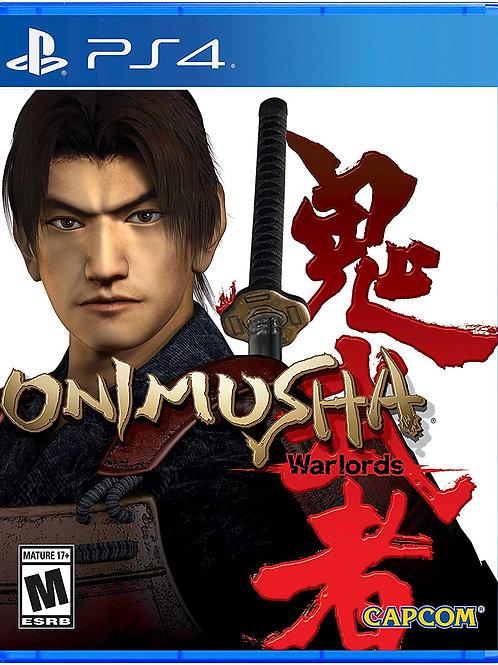 Onimusha Warlords PlayStation 4 Standard Edition