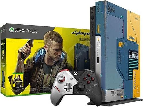 XBox One X Cyberpunk 2077 Consola