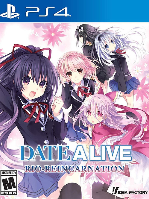 DATE A LIVE: RIO-Reincarnation PlayStation 4