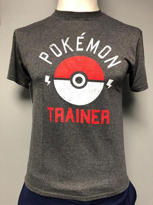 Camiseta Para Hombre Pokemon Varios Diseños