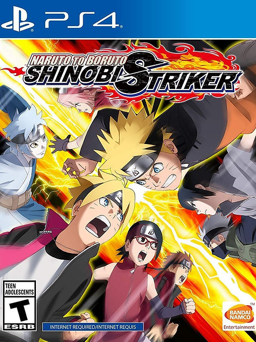 Naruto to Boruto Shinobi Striker PlayStation 4