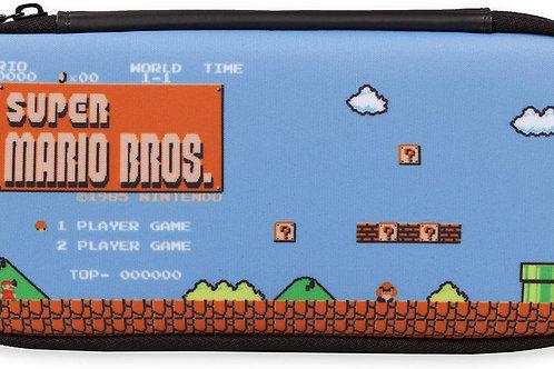 Estuche Nintendo Switch Stealth Case Kit Super Mario Bros