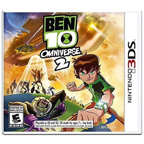 Ben 10: Omniverse 2 Nintendo 3DS