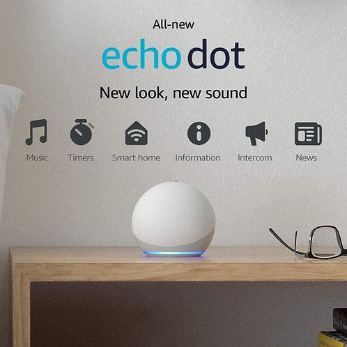 Echo Dot 4ta Generacion Blanco