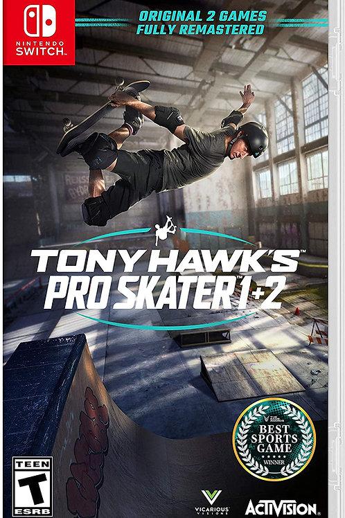 Tony Hawk Pro Skater 1+2  Nintendo Switch