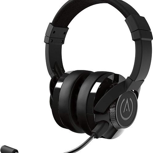 Headset Power A Fusion Negro Multiplataforma