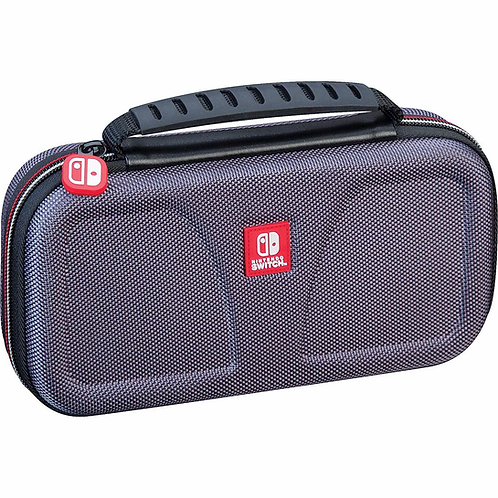 Game Traveler Deluxe Travel Case Gris Nintendo Switch Lite