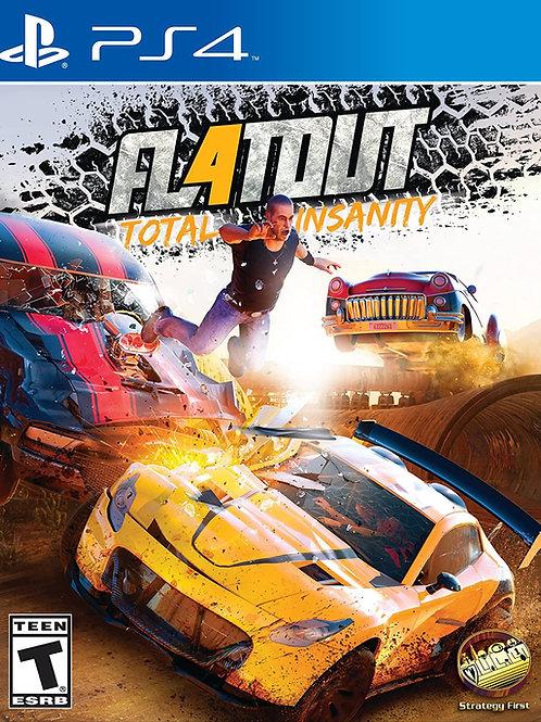 FlatOut 4  PlayStation 4