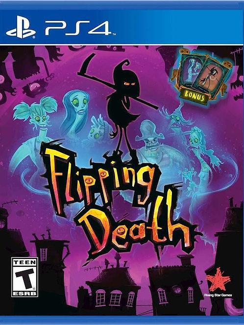 Flipping Death PlayStation 4