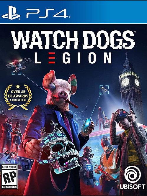 Watch Dogs Legion  PlayStation 4