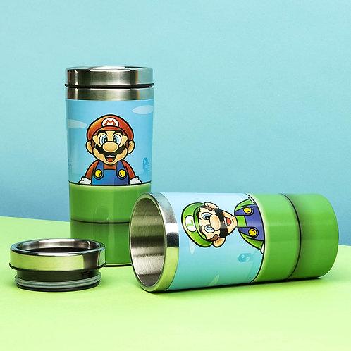 Vaso Termico Luigi Y Mario