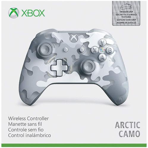 Control Xbox One Arctic Camo