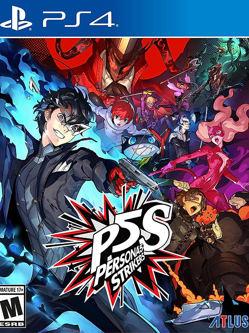 Persona 5 Strikers - PlayStation 4 Pre venta