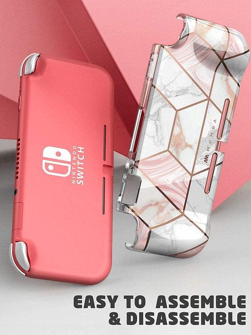 Mumba Case Thunder Marble Marmol Nintendo Switch Lite