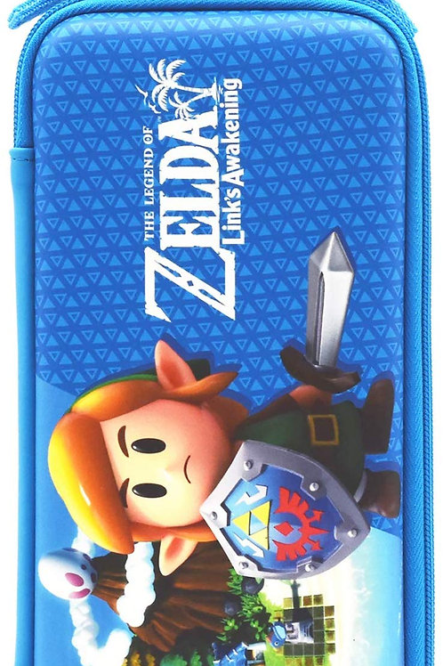 Estuche Nintendo Switch Hard Pouch Links Awakening Azul