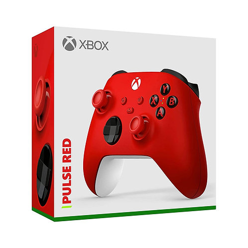 Control Xbox Series Pulse Red