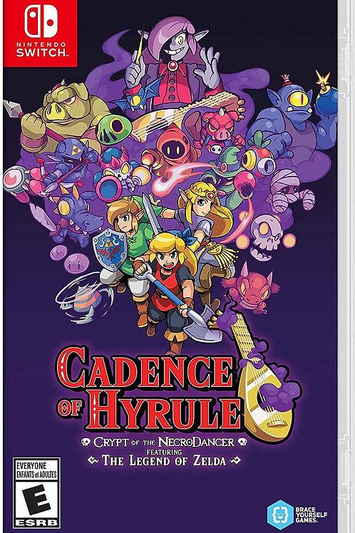 Cadence of Hyrule: Crypt of The Necrodancer Nintendo Switch