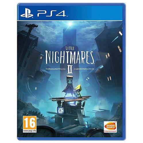 Little Nightmares II  PlayStation 4
