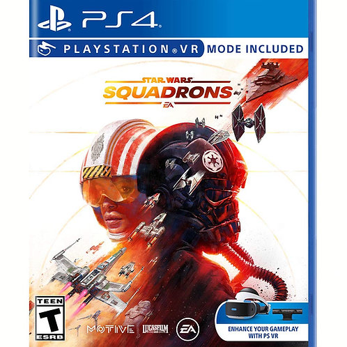 Star Wars: Squadrons PlayStation 4