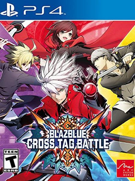 BlazBlue Cross Tag Battle PlayStation 4