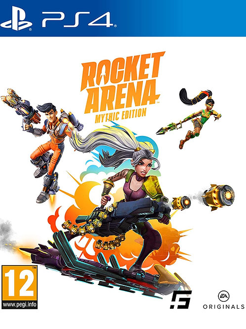 Rocket Arena Mythic Edition PlayStation 4