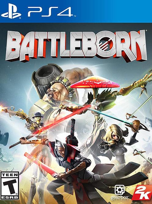 Battleborn PlayStation 4 Usado