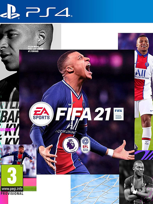 Fifa 21 PlayStation 4