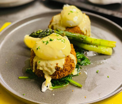 Trout and Haddock Fish Cake
