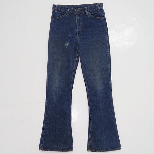 1980s Levi's 646 Faded Flare Jeans - W29