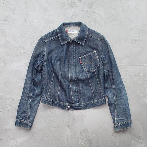 Levi's Engineered Jeans Jacket - Size XS