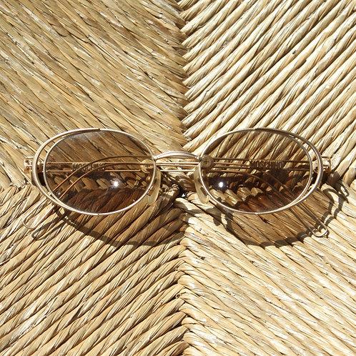 Vintage Moschino Sunglasses - Size OS