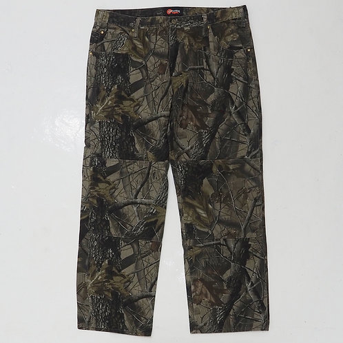 Outfitters Ridge Realtree Double Knee Jeans - W39