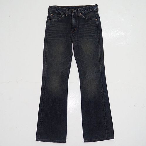 Levi's 517 Stone Washed Bootcut Jeans - W29