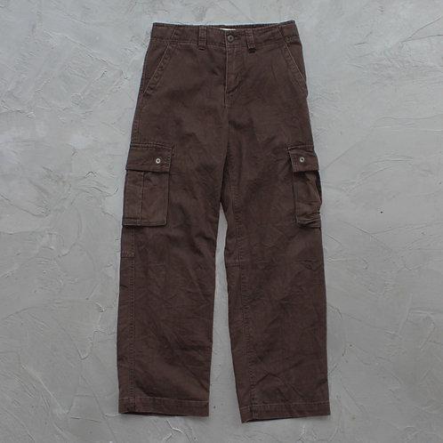 Gap Cargo Pants (Brown) - W28