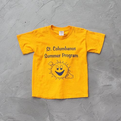 'St. Columnabus Summer Program' Tee - Size XS