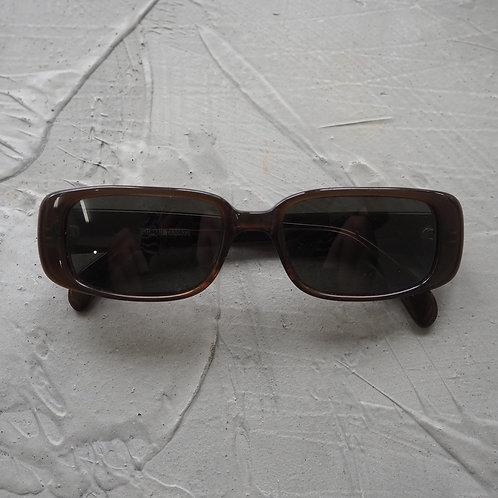 1990s Vintage Rectangular Sunglasses - Size OS