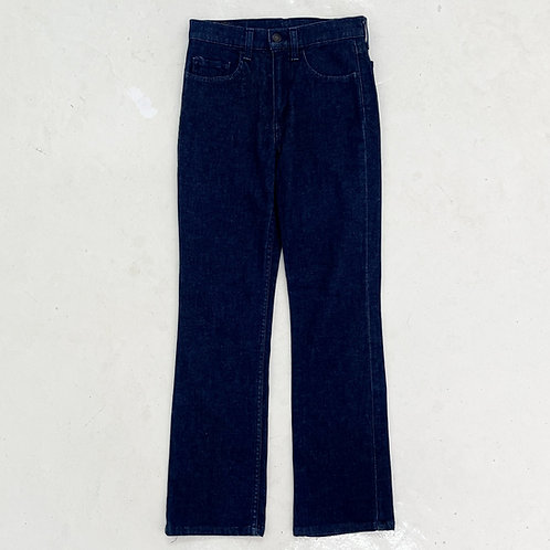 1990s Levi's White Tab 553 Bootcut Jeans - W25