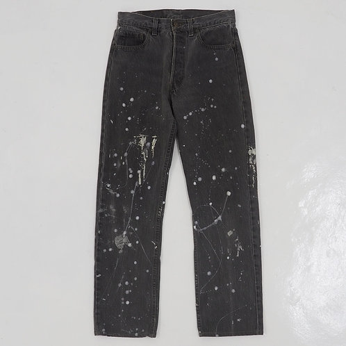 1990s Levi's 501 Painted Jeans - W29