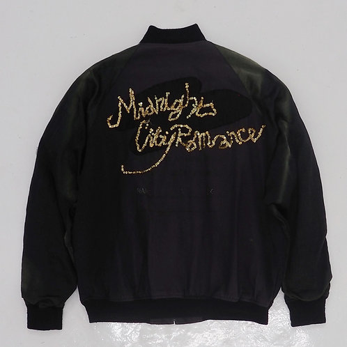 DSCO2 'Midnight City Romance' Bomber Jacket - Size L