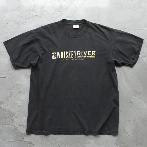 'Old Whiskey River' Tee - Size XL