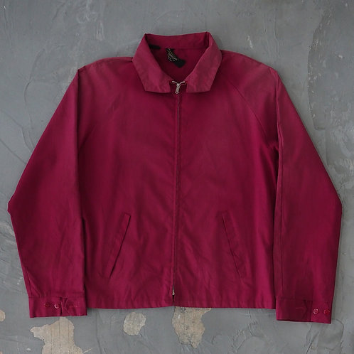 1970s JC Penny Sun Faded Harrington Jacket - Size XL